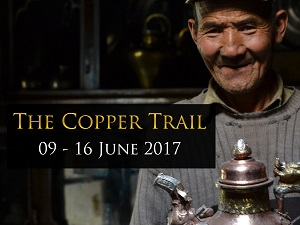 The Copper Trail: Reviving the ancient art of Ladakh