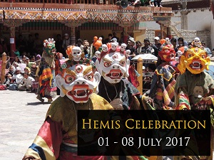 Celebrate the Hemis festival: Renovate a heritage house at a Buddhist village