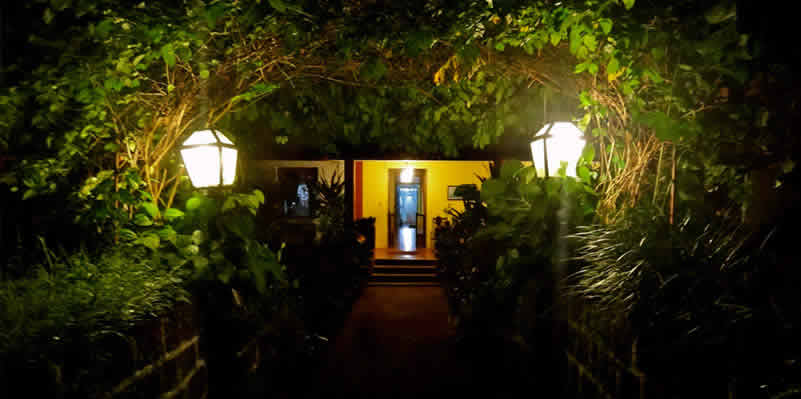 Amaral's Goan-Portuguese homestay in Aldona, North Goa