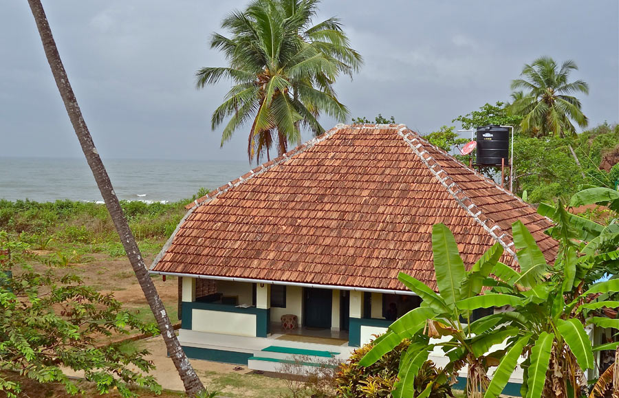 Traditional Kerala House in Kannur