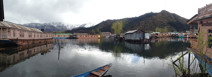 Life on a Houseboat, Srinagar