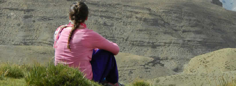 September 2012: Hiking Trip to Spiti, Himachal Pradesh