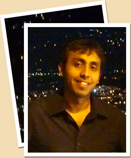 Siddharth, Co-Founder