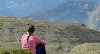 Discovering life in Spiti
