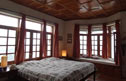 Bedroom at the homestay