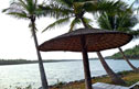 Rejuvenating by the backwaters