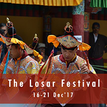 The Losar Festival: Join the Tibetan New Year Celebration in Ladakh!